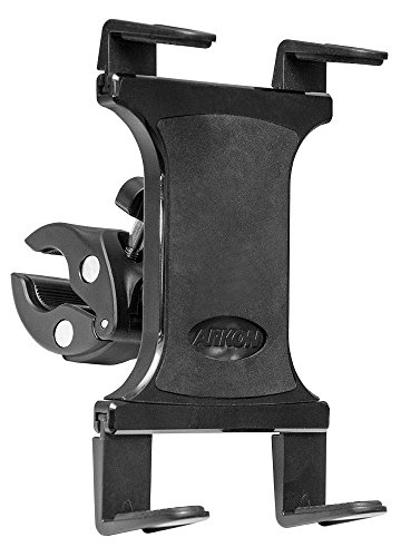 Arkon Clamp Post Tablet Mount for Apple iPad Air iPad 4 3 2 Galaxy Note 10.1 Galaxy Note Pro 12.2 Retail Black