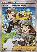 ポケモンカードゲーム S2a 078/070 ポケモンブリーダーの育成 サポート (SR スーパーレア) 拡張パック 爆炎ウォーカー