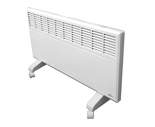 Basic convecteur mobile 1000W pour utilisation mobile ou marque mural