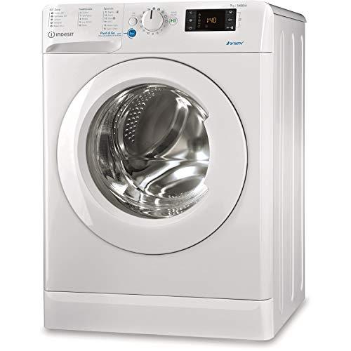 Indesit BWE71452WUKN 7kg 1400rpm Freestanding Washing Machine - White