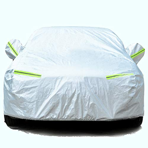 ZEQUAN Auto-Service Autohaube Car Pack for Nissan Sylphy Sonnenschein Scorpio Hacker Q Juni Reflektierende Hoch/Hoch Isolierung/Anti-Exposition/Anti-Scratch/Anti-Schnee/Wasser/Ripstop/Wä