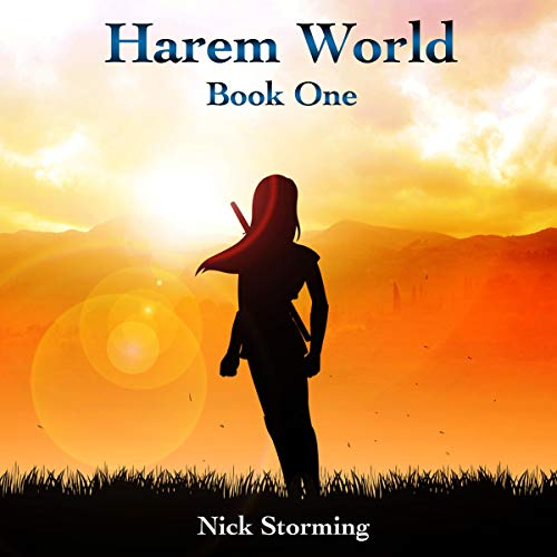 Harem World, Book One cover art