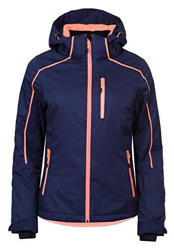 Icepeak VEERA ski-jack dames in donkerblauw