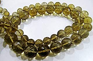 Jewel Beads Natural Beautiful jewellery Micro Faceted Natural Bear Quartz Beads Round shape, 7 to 12mm size,Strand 8 inch LongCode:- JBB-41922