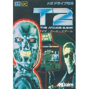 T-2ザ アーケードゲーム MD 【メガドライブ】