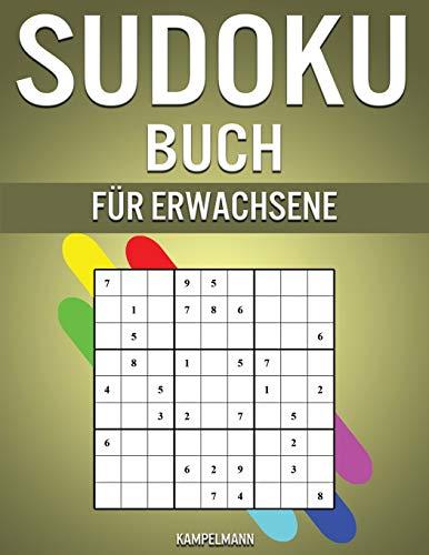 Sudoku Buch für Erwachsene: Das große Buch mit 600 Sudokus von leicht bis schwer mit Lösungen - Osterausgabe
