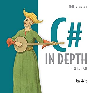 C# in Depth, 3rd Edition audiobook cover art