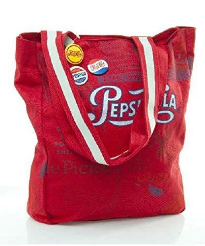 Bolso Glamour Pepsi Cola pequeño
