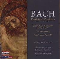 J.S. バッハ:カンタータ集 - BWV 56, 82, 158