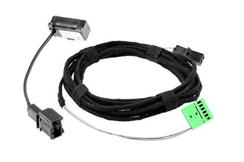 Kabelset + microfoon voor Bluetooth RNS 315