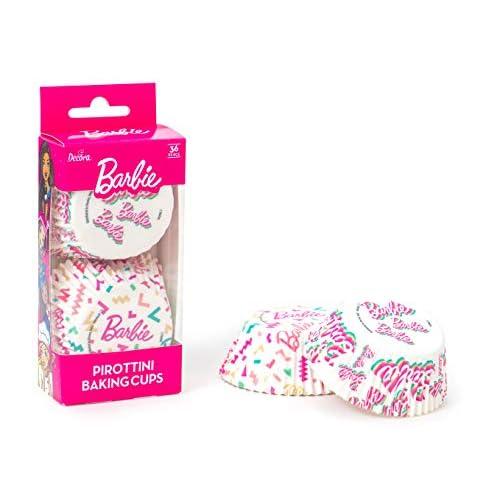 Decora 403034 Pirottini Barbie Stile 3, Paper