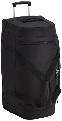 Samsonite Wanderpacks Duffle/Wh. 75/28 Reisetasche, 75cm, 92 L, Black/Black