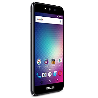 "BLU Grand Energy Factory Unlocked Phone - 5"" Screen - 8GB"
