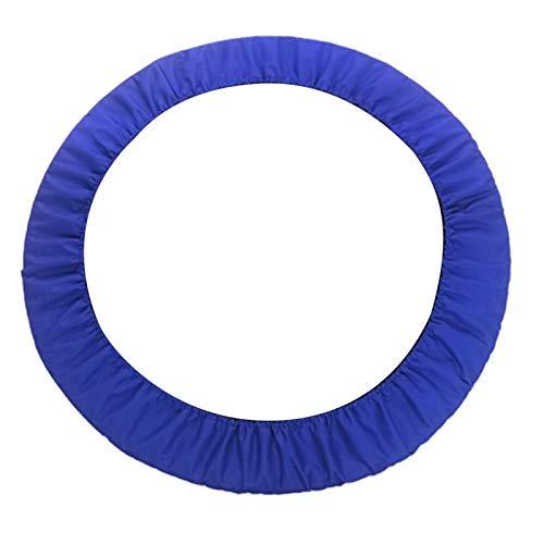 POHOVE Almohadillas para trampolín, repuesto impermeable y extraíble, funda de resorte para almohadilla de seguridad de protección para marco de 2.6 3 3.1 3.3 3.7 4 4.1 4.5 5 pies, de larga duración