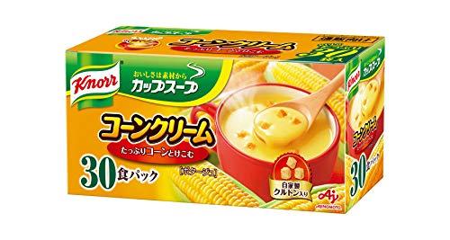 クノール カップスープ コーンクリーム 30袋入