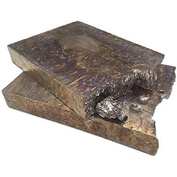 Bismuth Metal 5lbs   99.99/% min. 2.27kgs