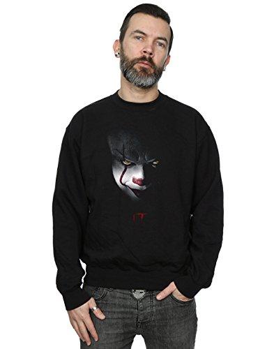 Unbekannt It Herren Pennywise Stare Sweatshirt X-Large Schwarz