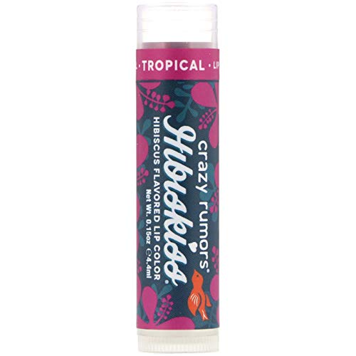 Crazy Rumors - HIBISKISS Lippenfarbe - Tropical
