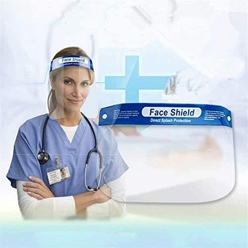 -Bonnet de sécurité amovible, anti-éclaboussures, capuchon anti-éclaboussures, isolation, capuchon anti-fouling, capuchon polyvalent, capuchon de protection transparent, anti-éclaboussures