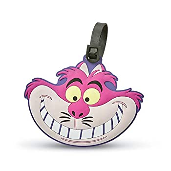 American Tourister Disney Luggage Tag Cheshire Cat One Size