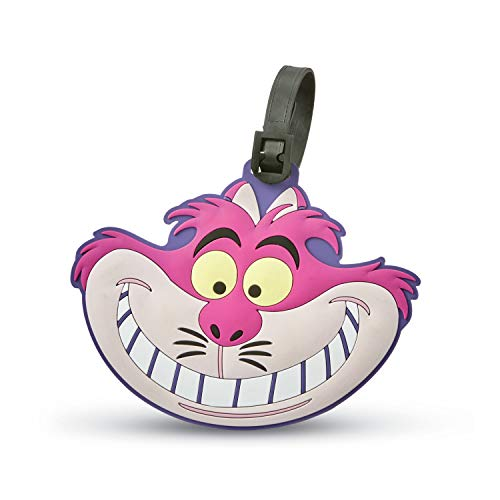 American Tourister Disney Luggage Tag, Cheshire Cat