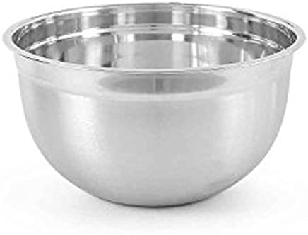 Royal Sapphire Stainless Steel Elegent Bowl,Steel Deep German Bowl,33 cm
