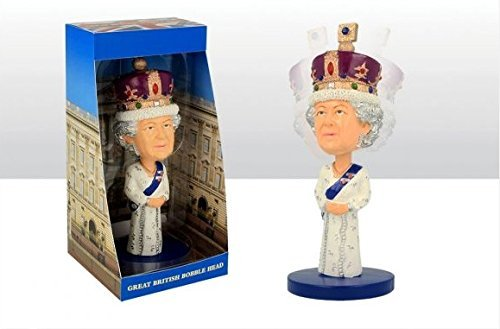 Bobble/Wobbly Head - Her Majesty Queen Elizabeth II