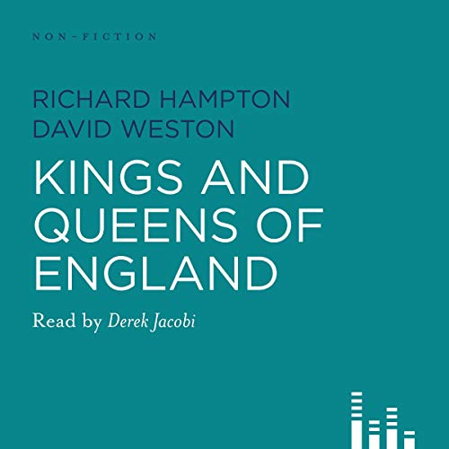 Kings and Queens of England Titelbild
