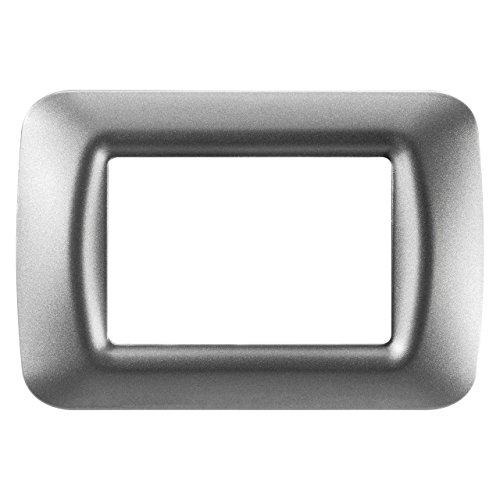 Gewiss GW22603 caja de tomacorriente - Marco para interruptor