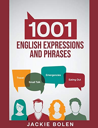 1001 ENGLISH EXPRESSIONS AND PHRASES