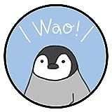 スマホグリップ ジョイグリップ グリップスタンド アニマル 動物 ペンギンのヒナ