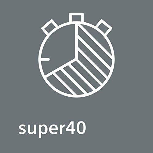 Siemens iQ500 WT46G402 Wärmepumpen-Trockner / 9 kg / B / 616 kWh / AutoDry Funktion - Feuchtegesteuerte Trocknungsprogramme / speedPack für schnelle Trocknungszeiten / Outdoor Programm - 6