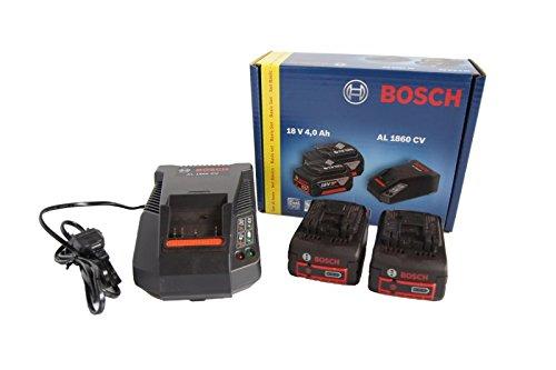 Bosch Professional Akku-Basisset clic und go 18 V, 0615990FP8