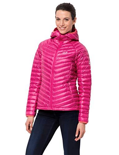 Jack Wolfskin Atmosphere Veste-1204421 Femme Veste Femme Pink Fuchsia FR: XL (Taille Fabricant: XL)