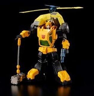 Flame Toys Transformers - Figurine Furai Model Plastic Model Kit Bumblebee 15 cm