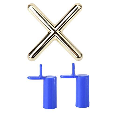 Colcolo Metall Pool Queue Brücke Snooker Pole Stick Rahmen Rest Rack Riser Höhe Erhöhen