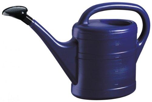 Geli 702 005 24 Arrosoir de Slip-on Pot Plastique Peut, 5 l sans Dispositif de, Bleu