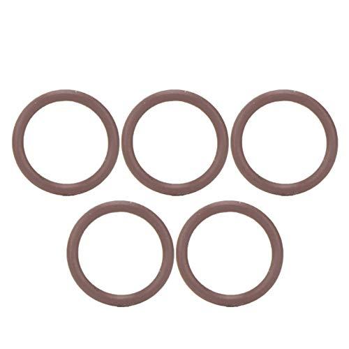 Cilindro de buceo Válvula Junta tórica Estable Buena estanqueidad al aire Equipo de buceo de buceo importado, para diferentes necesidades, para equipo de cámara(12.42 * 1.78)