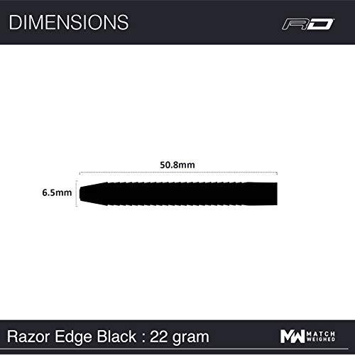Red Dragon Razor Edge Schwarz - 2