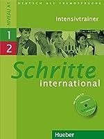 Schritte International: Intensivtrainer mit Audio-CD 1 & 2