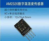 10pcs New AM2320 Digital Temperature and Humidity Sensor authentic Can replace SHT20 SHT10