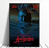 yhnjikl Apocalypse Now Movie Poster Wohnkultur Wanddekor