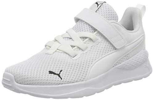 PUMA Unisex Baby Anzarun Lite Ac Ps Sneaker, Weiß White White, 32 EU
