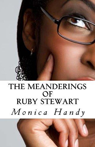 Book: The Meanderings Of Ruby Stewart by M. Handy