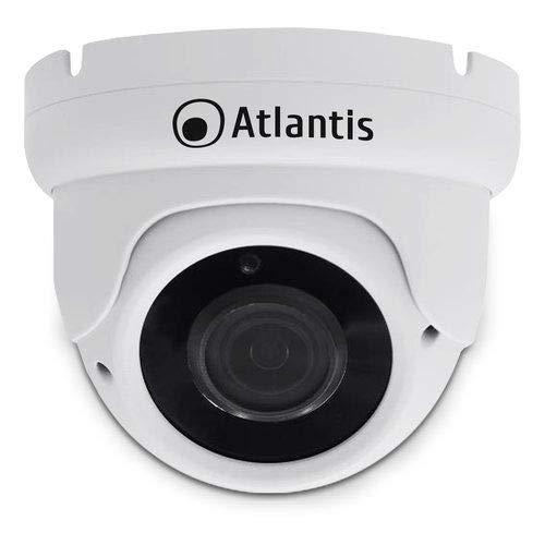 Atlantis Ultraplex A11-UX915A-DP IP PoE Dome 5MP 2592x1944 H.264/265 20/25fps 1/2.8