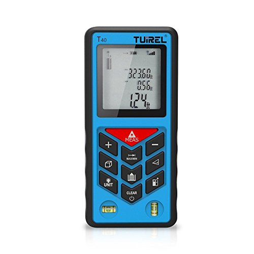Laser Distance Measurer,Tuirel T70 Laser Tape Measure 70m/229ft/2755in...