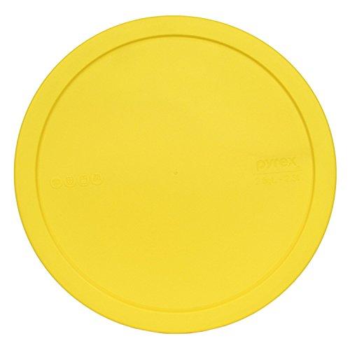 Pyrex Pyrex 325-PC Yellow 10-Inch Diameter Lid for 2.5-Quart (2.3L) Mixing Bowl