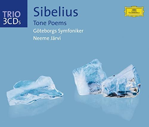 Göteborgs Symfoniker, Neeme Järvi & Jean Sibelius