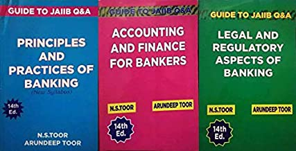Gude To Jaiib Legal And Reguatory Aspects Of Banking, Accounting And Finance For Bankers, Principles And Practices Of Bank...