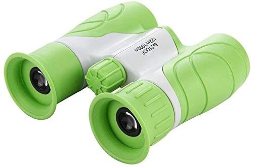 Bird prismáticos de la visión Nivel 8x21 HD de baja iluminación Noche telescopio binoculares monocular Prismáticos de niños que ven la portátil telescopio de uso al aire libre for la observación de av